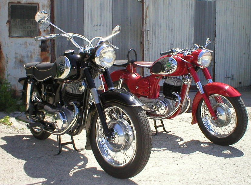 Motor West Motorcycles: Dedicated to preserving the vintage